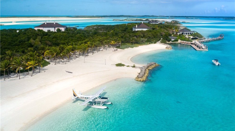 charter flights to exuma